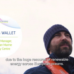 Embedded thumbnail for FORESEA (Funding Ocean Renewable Energy through Strategic European Action)