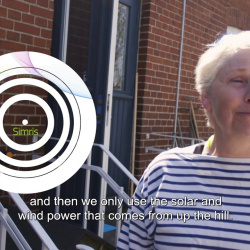 Embedded thumbnail for 100% renewable energy is possible: The best practice case in the Swedish village Simris
